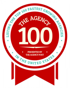 the-agency-100-logo